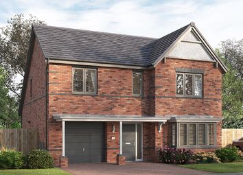 """Thumbnail 4 bed detached house for sale in """"The Skybrook"""" at Off Killingworth Way, Killingworth"""