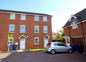 Thumbnail 4 bedroom town house for sale in Goldrill Close, West Bridgford, Nottingham