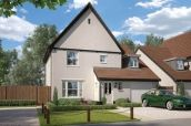 Thumbnail 4 bed semi-detached house for sale in Long Lane, Mulbarton