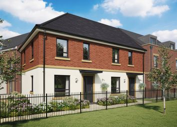 Thumbnail 2 bed semi-detached house for sale in Pilgrove Way, Springbank, Cheltenham