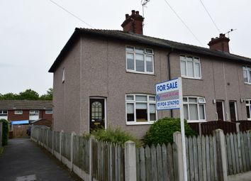 Thumbnail 2 bed end terrace house for sale in Sycamore Street, Belle Vue, Wakefield