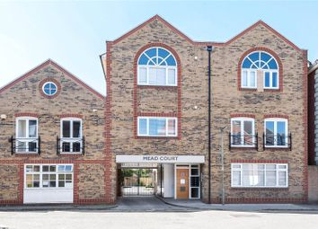 Thumbnail 1 bed flat for sale in Mead Court, Gogmore Lane, Chertsey, Surrey
