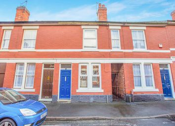 Thumbnail 2 bedroom terraced house for sale in Birdwood Street, New Normanton, Derby