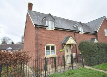 Thumbnail 2 bed end terrace house to rent in Bridle Court, Hempsted, Gloucester
