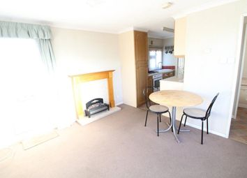 Thumbnail 1 bed bungalow to rent in Westbourne Mobile Home Park, Nursery Road, Luton