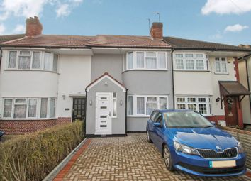 Thumbnail 2 bed terraced house to rent in Castle Road, Northolt