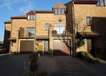 Thumbnail 3 bed town house for sale in Asquith Close, Stanpit