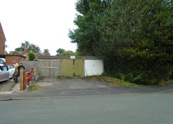 Thumbnail Parking/garage for sale in Hawthorn Road, Chester