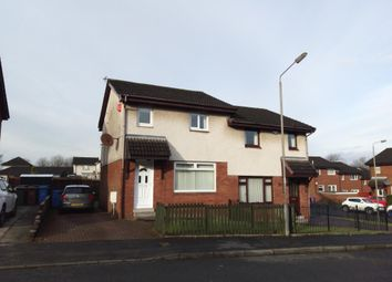 Thumbnail 3 bed semi-detached house for sale in Saughs Drive, Robroyston, Glasgow