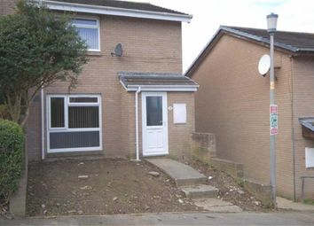 Thumbnail 2 bed end terrace house for sale in 48, Garth Dinas, Penparcau, Aberystwyth