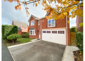 Thumbnail 4 bed detached house for sale in Snowberry Way, Ellesmere Port