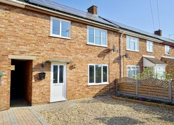 Thumbnail 3 bed terraced house for sale in Ravenshoe, Godmanchester, Huntingdon, Cambridgeshire