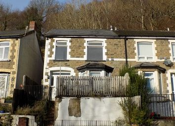 Thumbnail 2 bed semi-detached house for sale in Aberbeeg Road, Abertillery