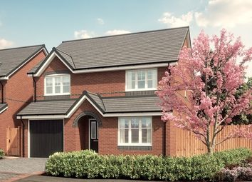 Thumbnail 4 bed detached house for sale in Boundary Lane, Saltney, Chester