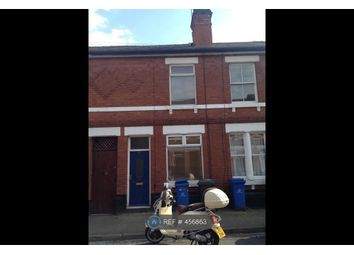 Thumbnail 2 bedroom terraced house to rent in King Alfred Street, Derby
