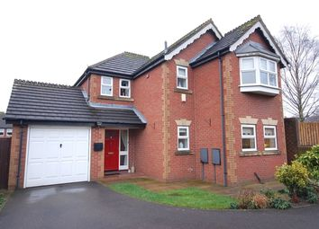Thumbnail 4 bed detached house for sale in Royal Gate, Belper