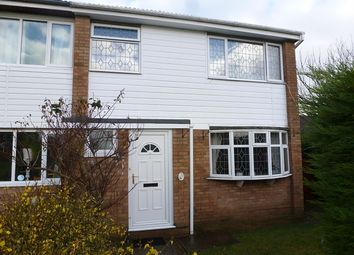 Thumbnail 3 bed semi-detached house to rent in Green How, St. Ives, Huntingdon