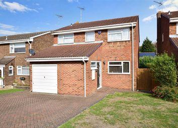 Thumbnail 4 bed detached house for sale in Tyler Drive, Rainham, Gillingham, Kent