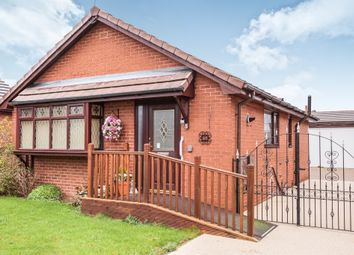 Thumbnail 2 bed detached bungalow for sale in Nunns Close, Featherstone, Pontefract