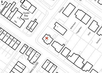 Thumbnail Land for sale in Hillview Road, Whitstable