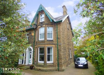 Thumbnail 4 bed semi-detached house for sale in North Road, Glossop, Derbyshire