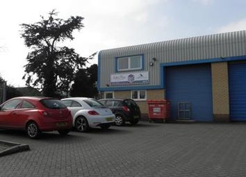 Thumbnail Light industrial to let in Unit 12, Eagle Centre Way, Luton