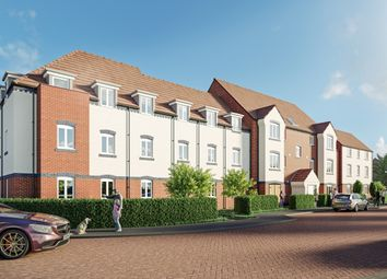 Thumbnail 2 bed flat for sale in Carpenters Close, Newbury
