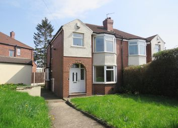 Thumbnail 3 bed semi-detached house to rent in Lawrence Road, Gipton, Leeds