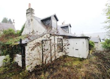 Thumbnail 3 bed cottage for sale in Ivy Cottage, Rosneath, Near Helensburgh G840Pz