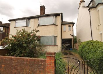 Thumbnail 3 bedroom semi-detached house for sale in Saxon Road, London