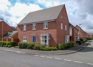 4 bed detached house for sale in Jefferson Drive, Chapelford, Warrington WA5