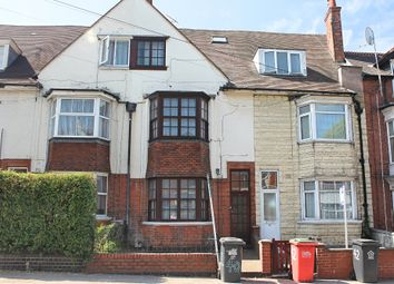 Thumbnail 5 bed terraced house for sale in Glenfield Road, Western Park, Leicester