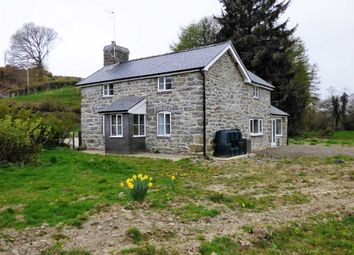 Thumbnail 4 bed detached house to rent in Llanerfyl, Welshpool