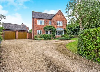 Thumbnail 4 bed detached house for sale in Hillside, Harbury, Leamington Spa, Warwickshire