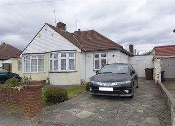 Thumbnail 2 bed semi-detached bungalow for sale in Uppingham Avenue, Stanmore, Middlesex
