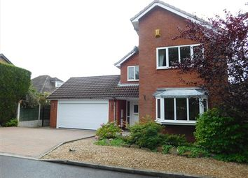Thumbnail 4 bed property to rent in Shillingstone Close, Harwood, Bolton