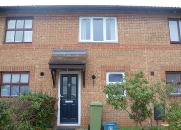 Thumbnail 2 bed terraced house to rent in Wynyward Court, Oldbrook, Milton Keynes