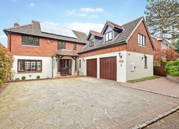 Thumbnail 5 bed detached house to rent in High Street, Chislehurst