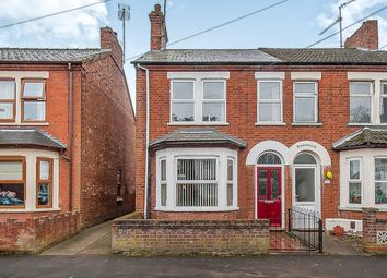 Thumbnail 3 bed semi-detached house for sale in Colvile Road, Wisbech