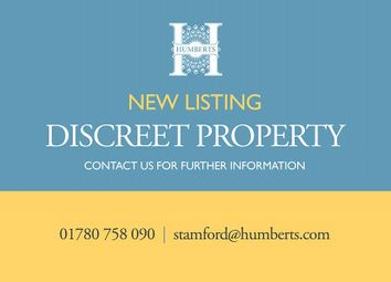 Thumbnail 5 bed detached house for sale in Discreet Listing, Barnack, Stamford, Lincolnshire