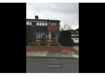 Thumbnail 3 bed semi-detached house to rent in Stapleton Crescent, Stoke-On-Trent