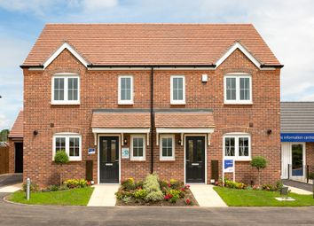 "Thumbnail 3 bed property for sale in ""The Southwold"" at Hodgson Road, Shifnal"