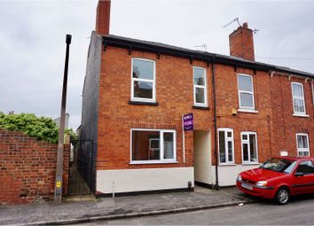 Thumbnail 3 bed end terrace house for sale in Frank Street, Lincoln