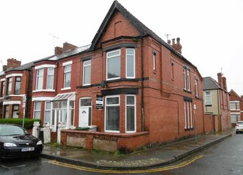 Thumbnail 4 bed terraced house to rent in Glyn Road, Wallasey, Wirral