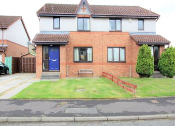 Thumbnail 3 bed semi-detached house for sale in Craigend Road, Glasgow
