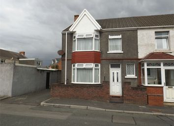 Thumbnail 3 bed end terrace house for sale in Maesgwyn Street, Aberavon, Port Talbot, West Glamorgan