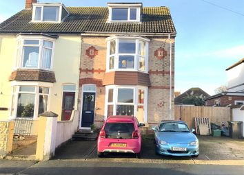 Thumbnail 4 bedroom semi-detached house for sale in Essex Road, Weymouth