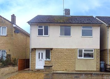 Thumbnail 3 bed detached house to rent in Evans Road, Witney, Oxfordshire
