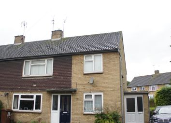 Thumbnail 2 bed flat for sale in Church Lane, Anstey, Leicester