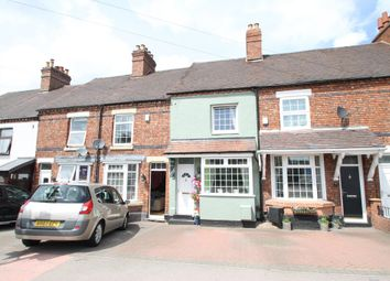 Thumbnail 3 bed terraced house for sale in Glascote Road, Glascote, Tamworth